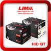 Flexible hi-low beam h4 xenon hid car lamp