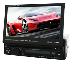 Factory Cheap Price 7inch Car DVD Player