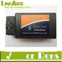 Linkacc-Th161 ELM 327 Bluetooth Obdii Obd2 Diagnostic Scanner, Elm327 Wireless OBD 2 Scan Tool Check Engine Light CAR Code Reade
