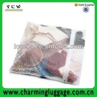 pop and fold mesh laundry bag in lingerie delicate
