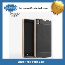 ipaky high quality factory case for lenovo k3 note back cover
