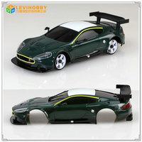 1:28 Scale 98mm Wheelbase Aston Mar tin RC Car Body Shell Mini-z Mini-q Body