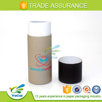 Custom printed packaging paper embossing cylinder for vapor oil