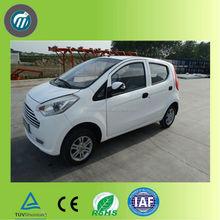 3 seat mini car eOne-S03 48V/4KW mini electric passenger car, hand drive