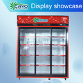 1000l pepsi big red bull cerveja budweiser grosso frasco de vidro da porta vertical geladeira display