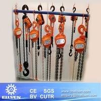 chain pulley block mechanism