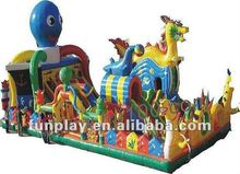 2012 giant inflatable playground