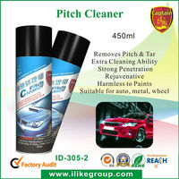 car care pitch cleaner