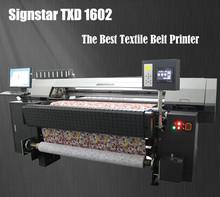 digital direct textile printer TXD1602 for cotton fabric printing
