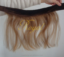 Natural Looking Invisible Lace Front Headband Wholesale