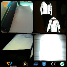 photographic reflective fabric for safety