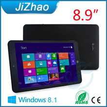 Ultra slim 8.9 inch tablet pc software download win8.1 OS with High-Definition Multimedia Interface port
