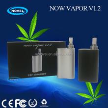 Smallest handheld vaporizer in the world Now Vapor V1.2 hingwong mec e-cigarette with only 82mm long