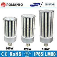 500W CFL MH Lamps replacement E39 E40 100w led cornlight, 150w e40 led corn bulb