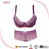 Newest Design High Quality Sexe / Sexi / Saxi Xxx Sexy Girls Bra Panty Sets