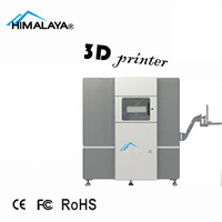 Himalaya new product 3d printer sls rapid prototyping machine