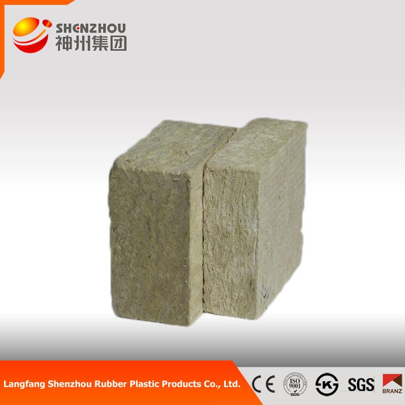 Alibaba wholesale fireproof rockwool insulation price 50mm for Fireproof rockwool