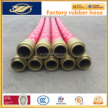 High pressure steel wire reinforced rubber hose for concrete pump