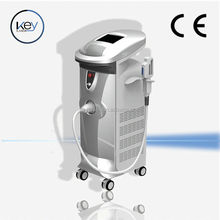 We are very happy at the game KEYLASER SHR hair removal machine/IPL SHR