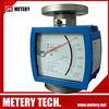 In-line Rotameter Waste water Flowmeter Metery Tech.China