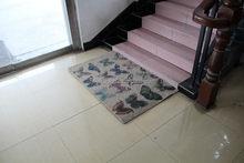 Durable hot sell hot selling handmade flocking door mats
