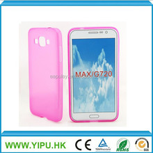 Trait Alibaba hot sale cheep factory wholesale ultra thin TPU case for samsung G7200/MAX