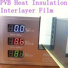 heat insulation pvb film for building glass