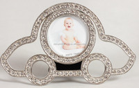 Baby Style Car Photo Frame,2x2 Inches Photo Frame,Puzzle Photo Frame