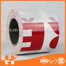 china wuxi aluminum extrusive profile pe protective film