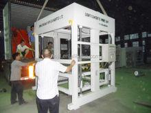 weightless foamed cement block/board production