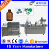 Auto monoblock syrup filler,bottle washing filling capping machine