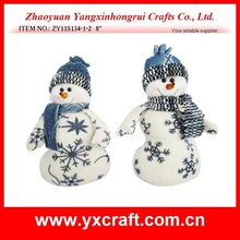 christmas decoration (ZY11S134-1-2 8'') 2015 Christmas gift
