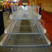 electro Galvanized,Hot Dipped galvaniaed,pvc coated Material A type layer galvanized cage for chicken