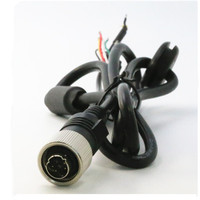 Audio Chassis Motor Connector 4 Pin XLR