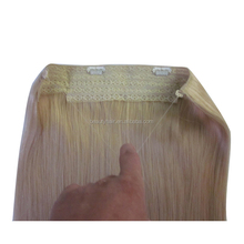 BHF Cheap Virgin Flip In hair, Remy Clip On Hair Extension,Halo Hair extensions
