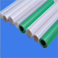 Wholesale Cheap Light Weight Plastic hot water heating pipe