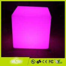 Color Changing Light Magic Cube,LED Magic Cube