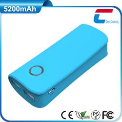 4000mAh Dual USB Portable Mobile Power Bank