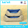 Christmas sales Manufacturer whoelsale soft luxury washable leather dog bed