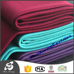 China supplier 10 years experience cotton rib fabric
