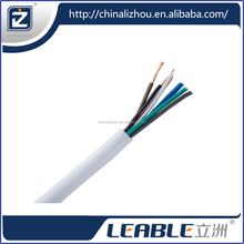 2 core round wire power cable and dc 24v power cable