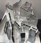 Corpo do carro perfis de alumínio