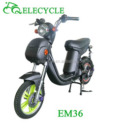 ELECYCLE EM36 48V/450W Brushless Lead-acid Electric Motorcycle from Jiangmen, China