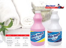Blue-Touch Regular Bleach detergent liquid Clothes Bleach,944ml 32 oz