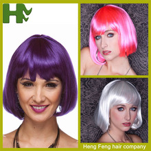 naruto cosplay hair wigs high quality synthetic cosplay wig alice cosplay wig