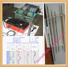Borehole Logging System For Spontaneous potential, Gamma ray, Resistivity