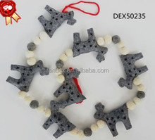 2015 new Innovative products christmas garland for home decoration
