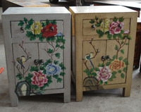 Chinese Antique Furniture Painted Cabinet