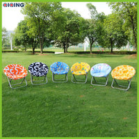 High quality folding moon chairs for adults and kids HQ-9002-5