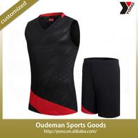 2015 China new style cheap wholesale best new style custom basketball jersey uniform design